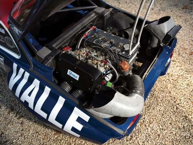 Alpine A110 B Vialle 1974 Rally cross (35)