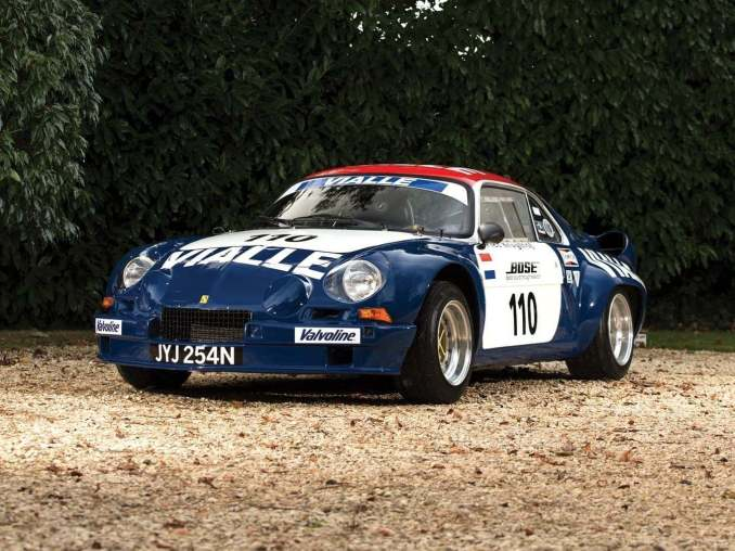 Alpine A110 B Vialle 1974 Rally cross (5)
