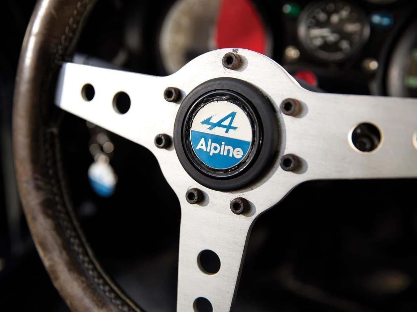 Alpine A110 B Vialle 1974 Rally cross (7)