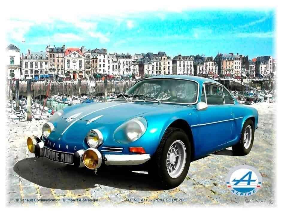 Passez un Noël aux couleurs d'Alpine ! 2