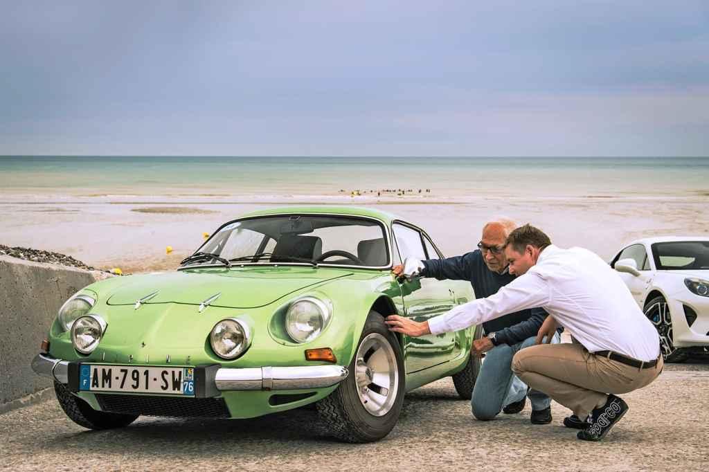 Alpine A110 Car Magazine Twohig Limondin Dieppe 4 | GIMS 2020: des Alpine A110 hautes en couleurs !