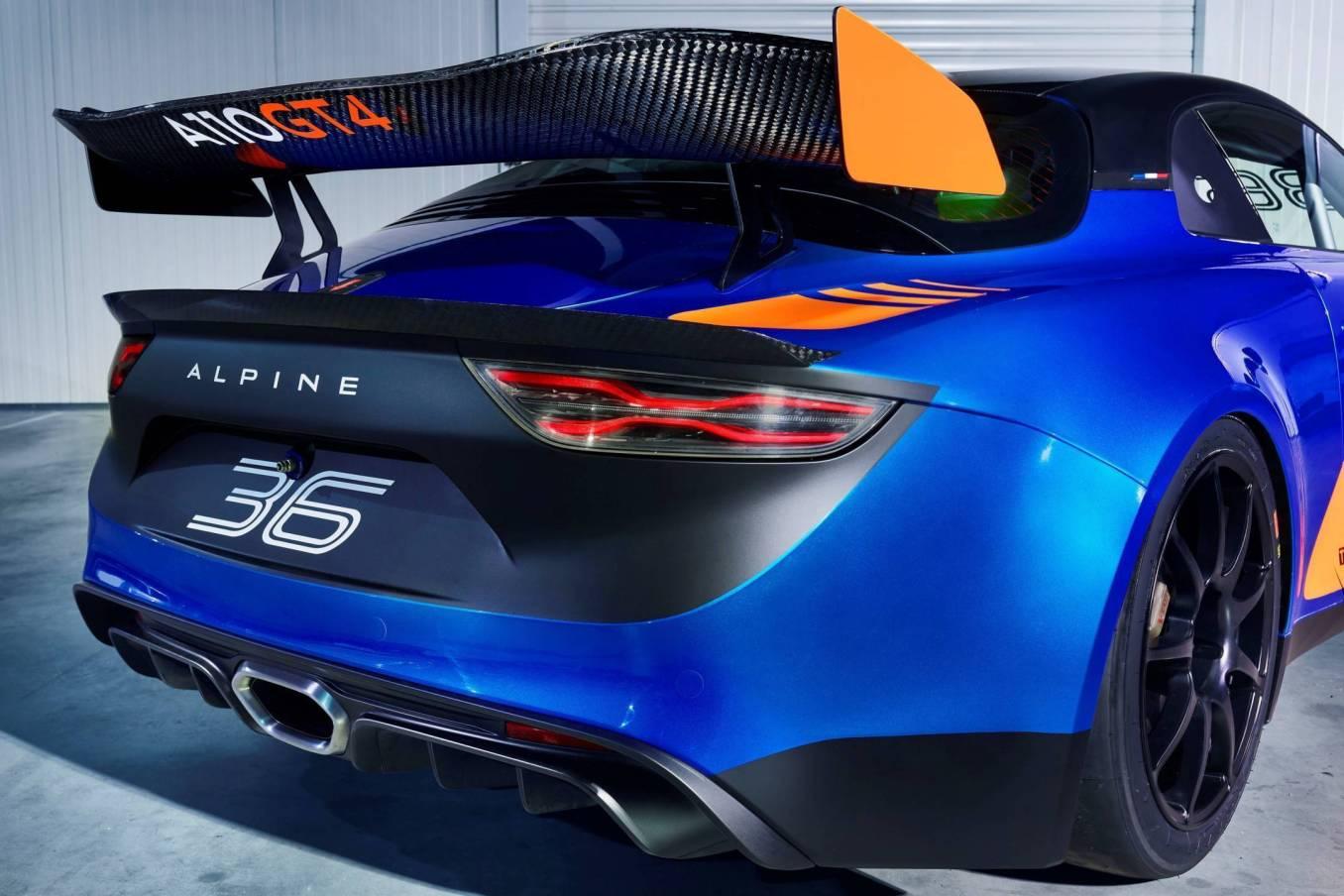 Alpine A110 GT4 Signatech Salon de Genève Racing 2018 4 | Alpine dévoile son A110 GT4 au Salon de Genève avec Signatech !