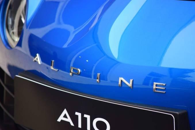 Alpine A110 Première Edition 2018 Vente Artcurial lot numéro 26 champs 12 (4)