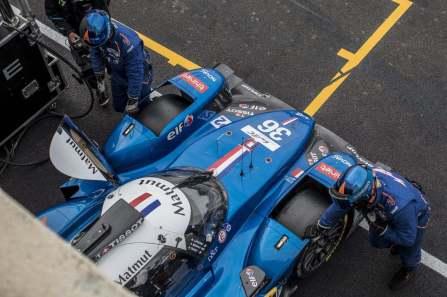 Signatech Alpine A470 Matmut Prologue Championnat du Monde FIA WEC Thiriet Negrao Lapierre Castellet (8)