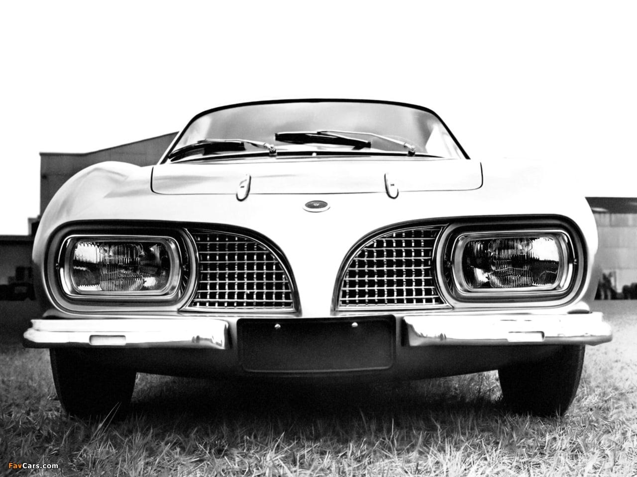Willys Interlagos II Prototype 1966 2   Overland Interlagos: l'Alpine Made in Brazil !