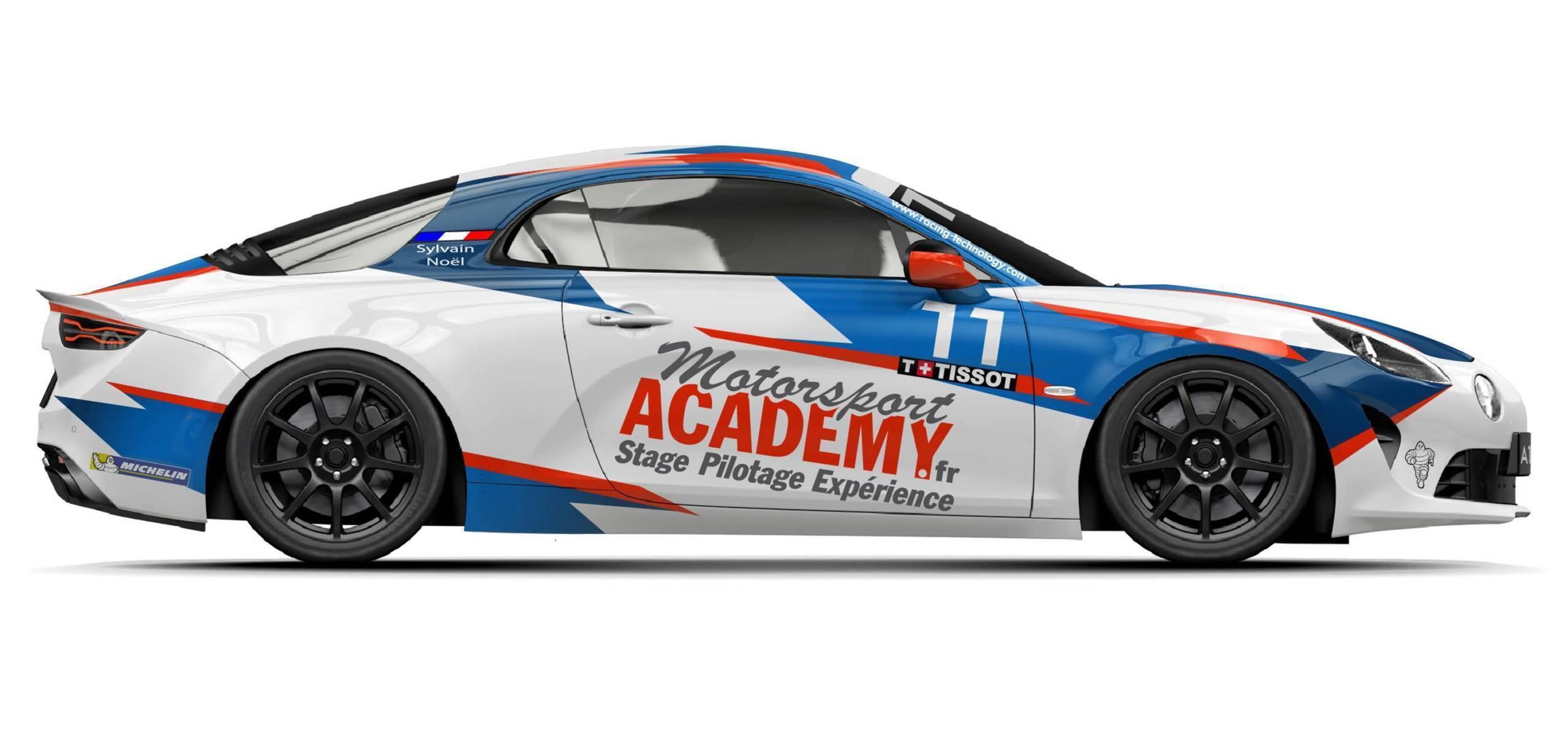 Le Team Racing Technology engagera deux Alpine A110 Cup dans le championnat Alpine Elf Europa Cup.