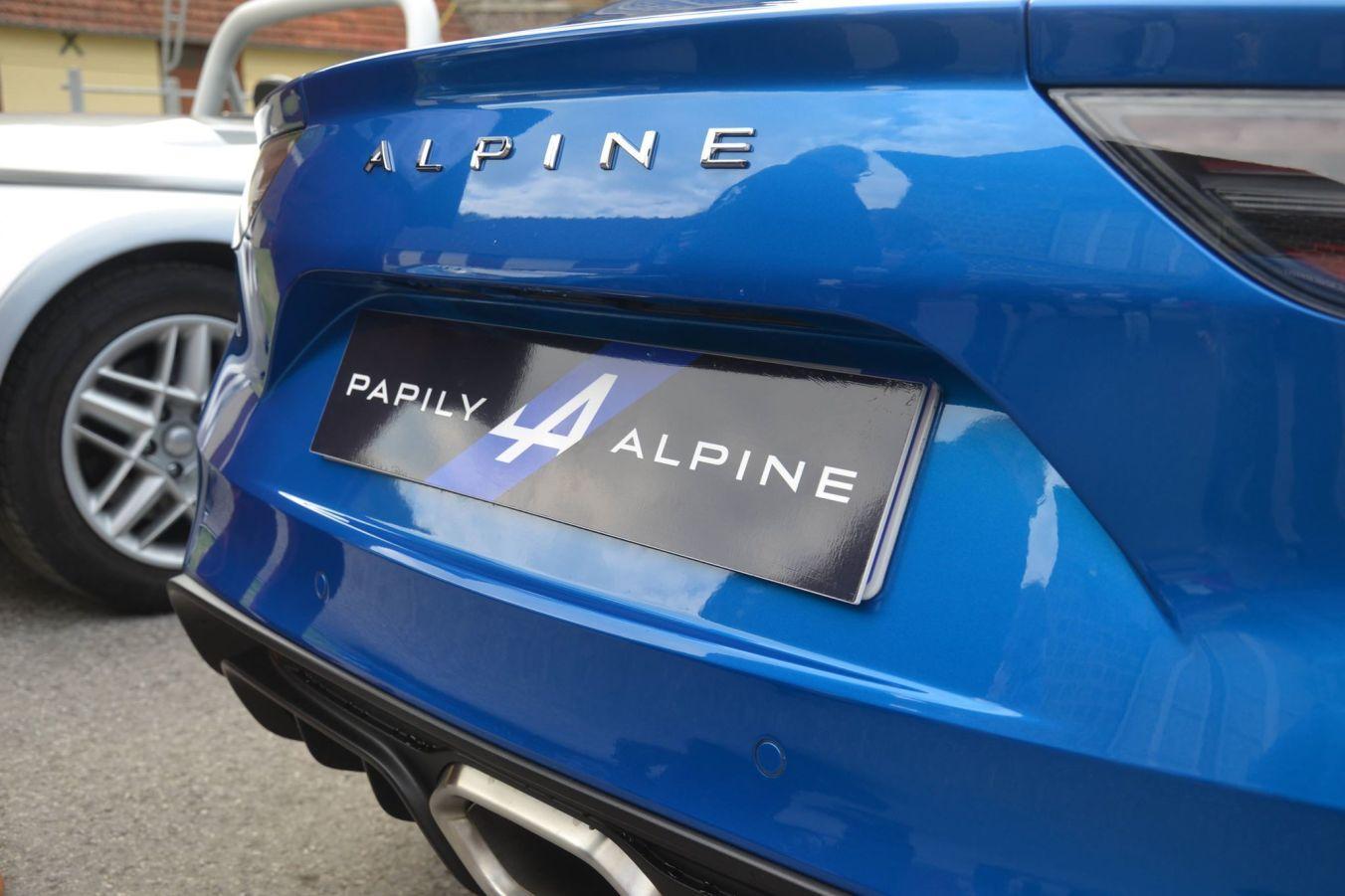 Alpine Planet A110 livraison Dieppe Centre Mantes - 5