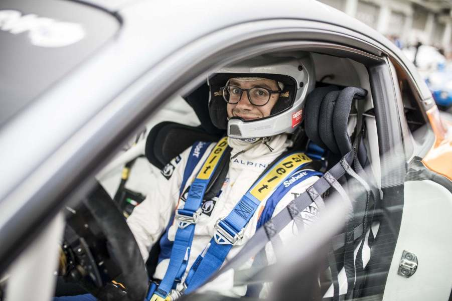 Alpine Elf Europa Cup 2018 Nurburgring CMR Milan Sancinena Beltoise Romano Signatech (23)