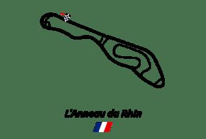 L'ANNEAU DU RHIN Alpine La piste Bleue   La Piste Bleue: l'expérience circuit pour les propriétaires d'Alpine