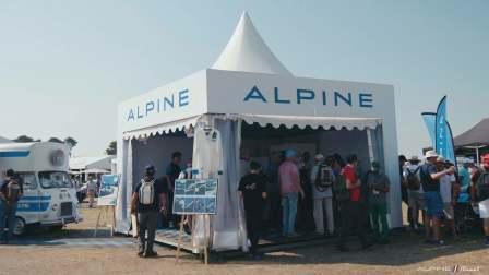 Alpine Planet Le Mans Classic 2018 A110 A310 GTA A610 Cup FCRA FFVE Berlinette Mag - 38-imp