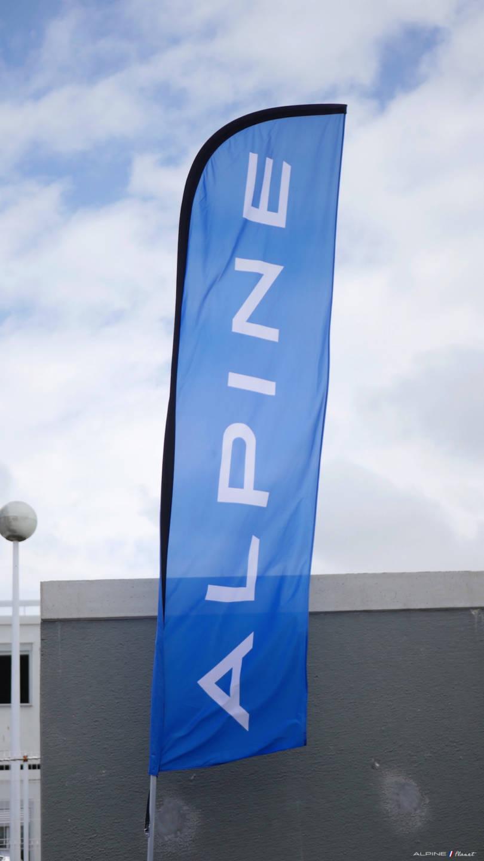 Alpine Planet Visite Usine Dieppe 2018 A110 Berlinette Andrieux 76 | Usine Alpine de Dieppe: au coeur de la fabrication de l'A110 !