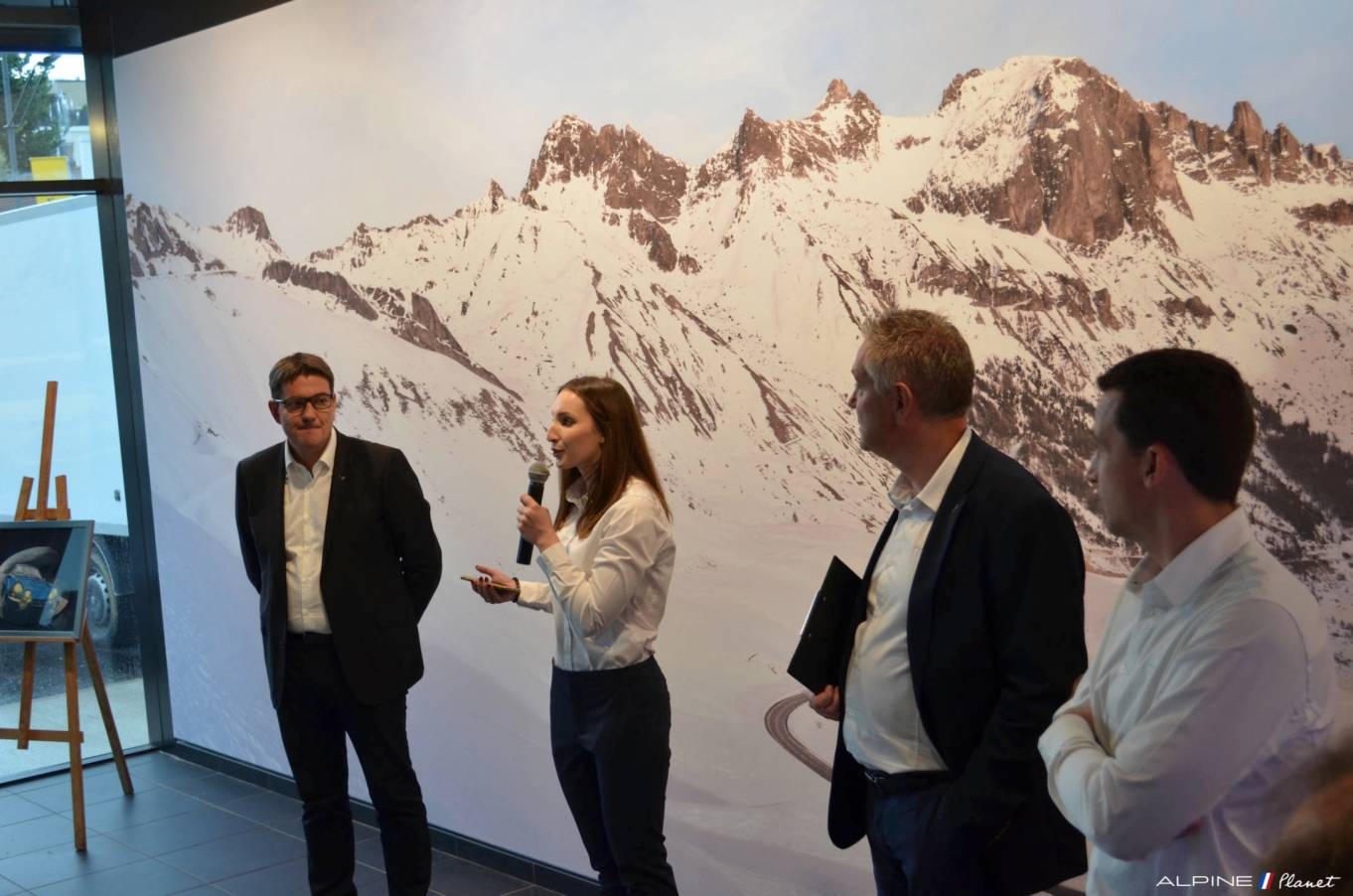 Alpine Planet inauguration showroom centre alpine toulouse - 28-imp