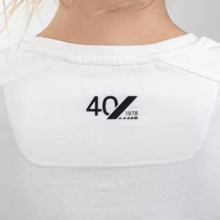 tee shirt femme blanc 3 Alpine Collection 1978 boutique anniversaire 40 ans 24 heures du mans