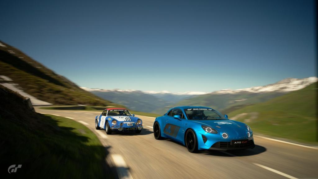 Alpine Planet Gran Turismo Sport GT PS4 Championnat A110 Vision VGT 5   30 idées de cadeaux de Noël pour les passionnés d'Alpine
