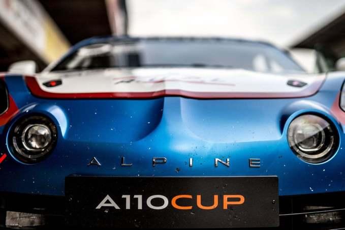 Alpine Elf Europa Cup A110 Barcelona-Catalunya Pierre Sancinena 2018 final (42)