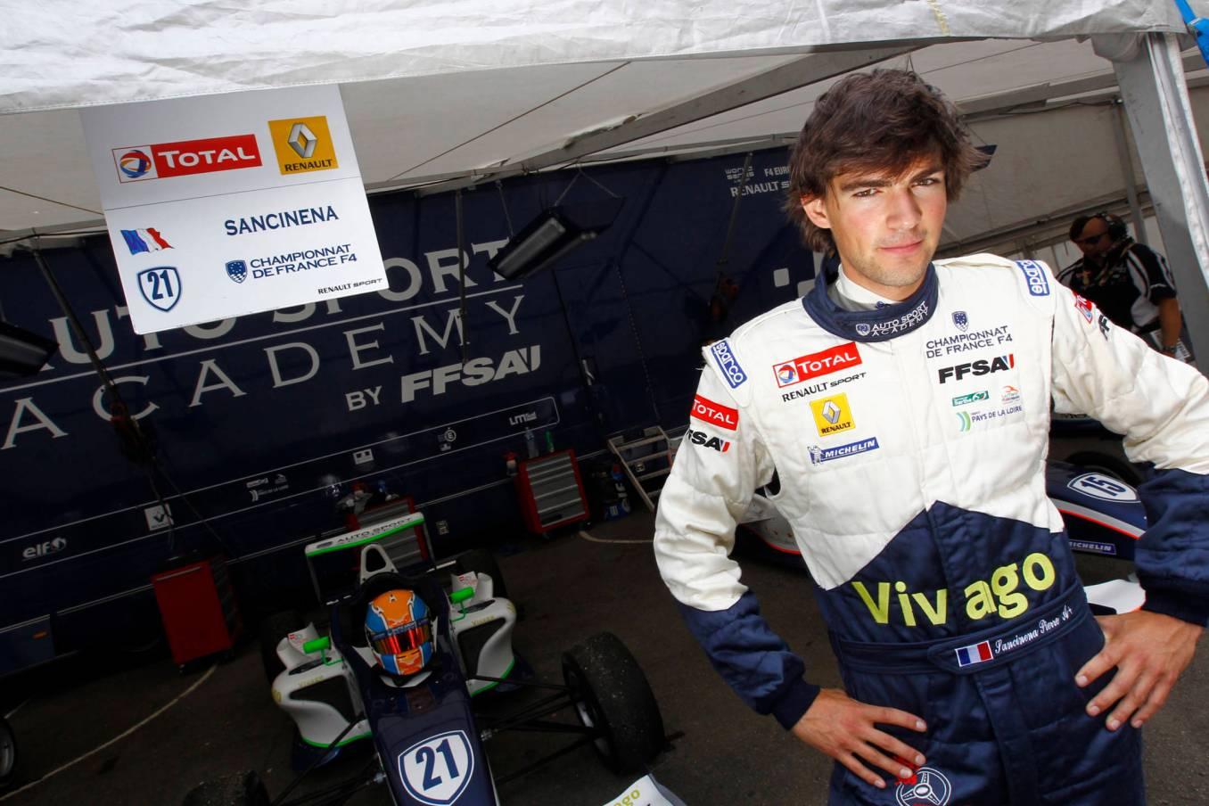 Pierre Sancinena Formule 4 Alpine Europa Cup Elf FFSA | Alpine Elf Europa Cup: Pierre Sancinéna grand vainqueur du Championnat !