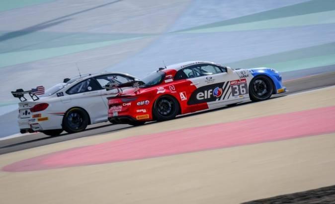 Alpine A110 GT4 International Cup à Bahreïn Sancinena Jean CMR (13)
