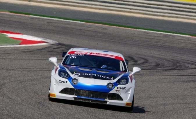 Alpine A110 GT4 International Cup à Bahreïn Sancinena Jean CMR (15)