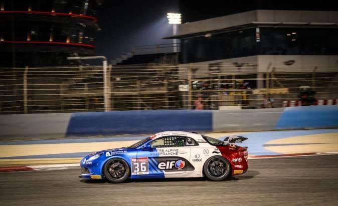 Alpine A110 GT4 International Cup à Bahreïn Sancinena Jean CMR (6)