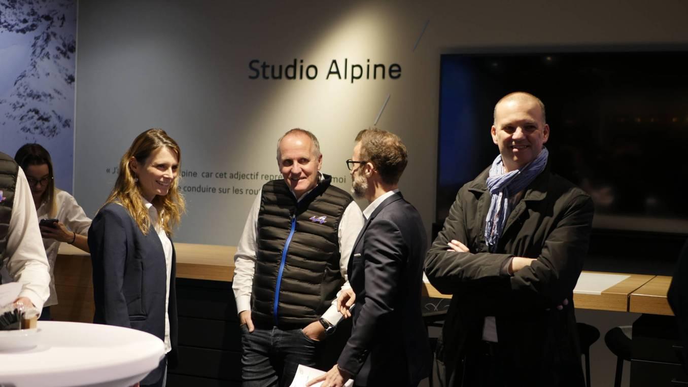 Soirée Alpine Elf Europa Cup 2018 récompense Showroom CMR 19 | Alpine Elf Europa Cup: par ici le programme 2019 !