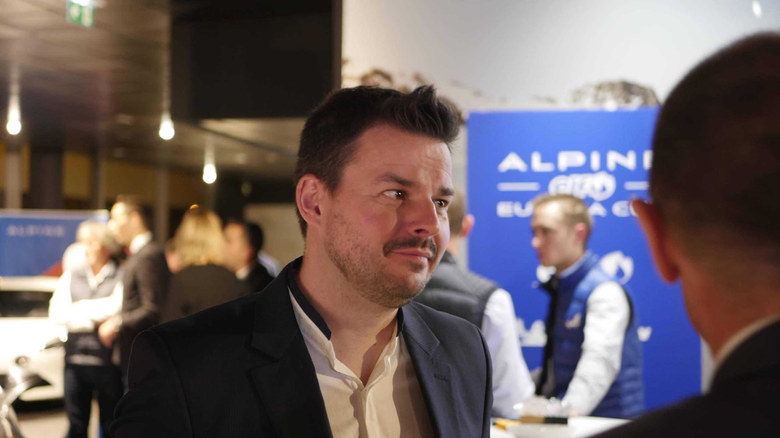 Soirée Alpine Elf Europa Cup 2018 récompense Showroom CMR 20 | Alpine Elf Europa Cup: par ici le programme 2019 !