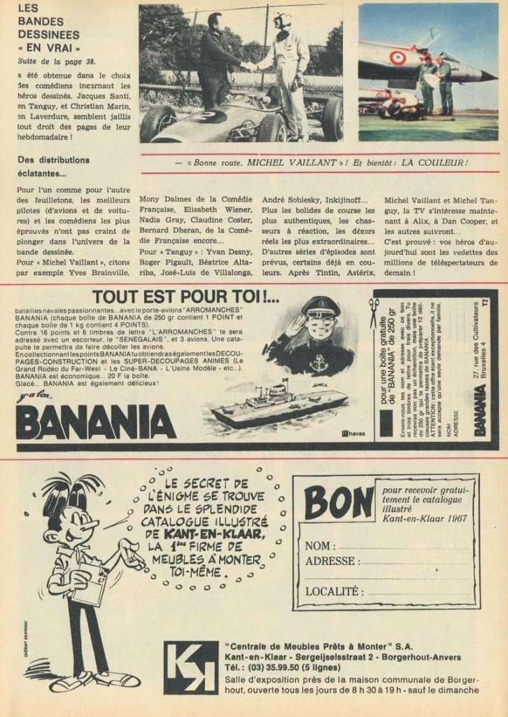 1967 013   Michel Vaillant. Non, pas la BD. Non, pas le film. La série!