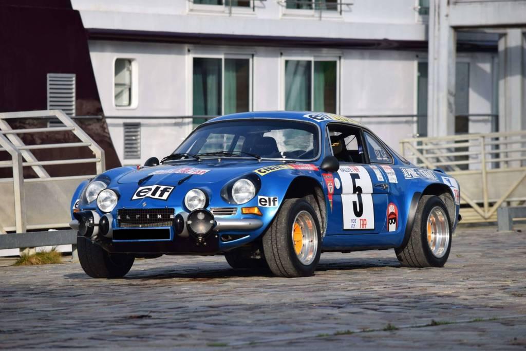 1973 Alpine A 110 1800 Gp4 Usine Retromoble 2019 Artcurial 1 | Rétromobile 2019: les Alpine en vente chez Artcurial