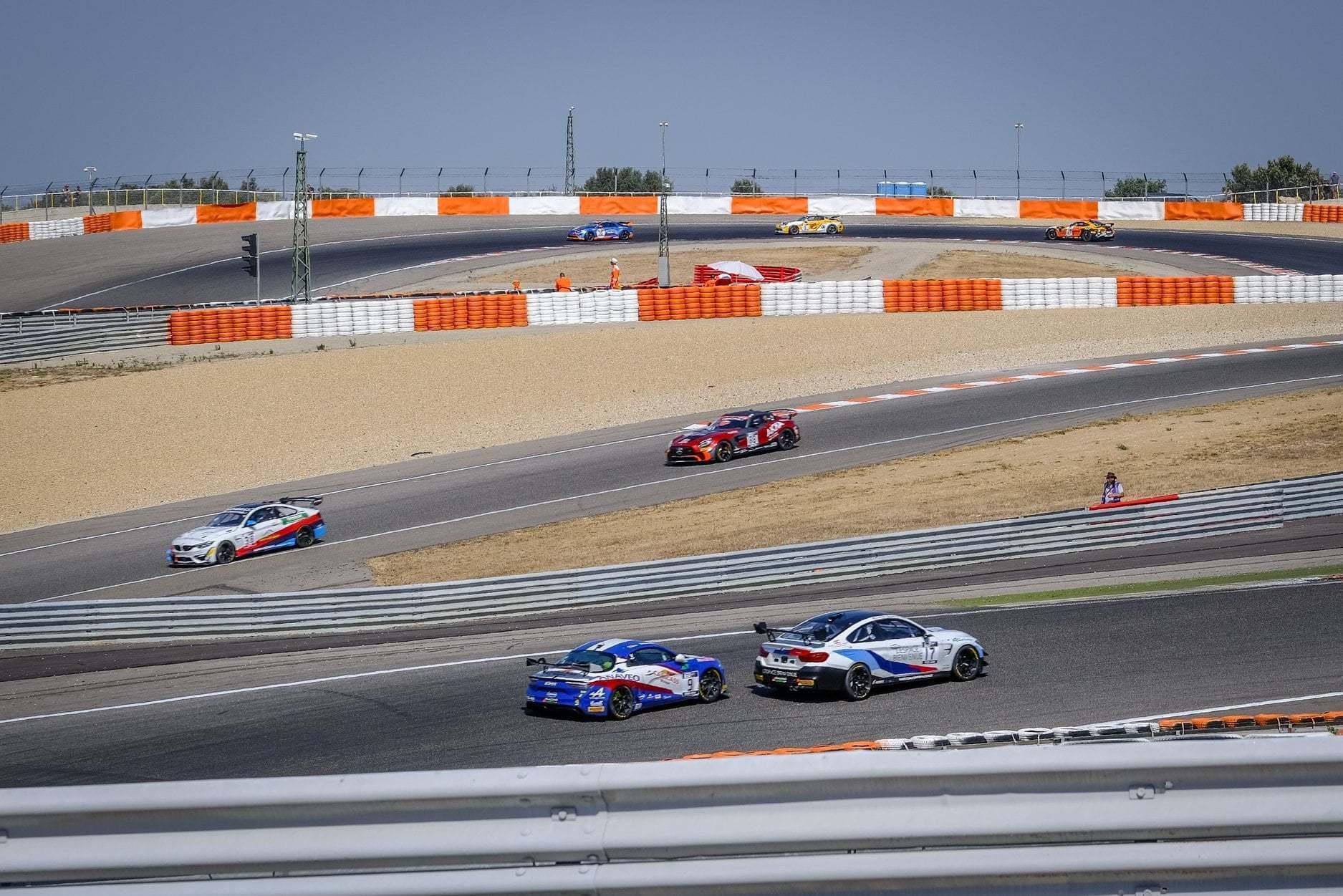 FFSA GT4 Circuit Lédenon Course 1 2019 Bodemer CMR Alpine A110 19 | FFSA GT: Rédélé Compétition s'impose à Lédenon ! (Course 1)