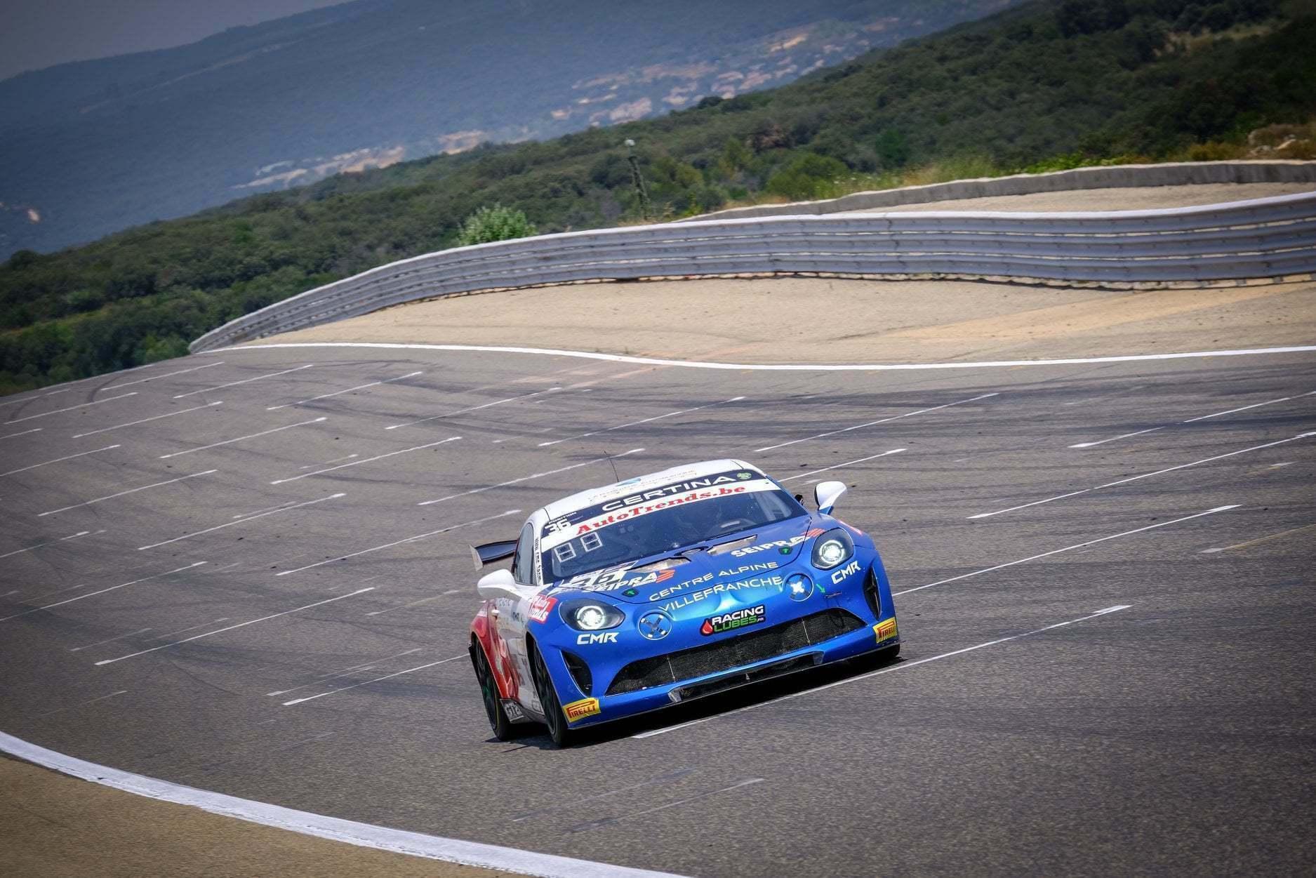 FFSA GT: CMR reprend la main Lédenon ! (Course 2) 2