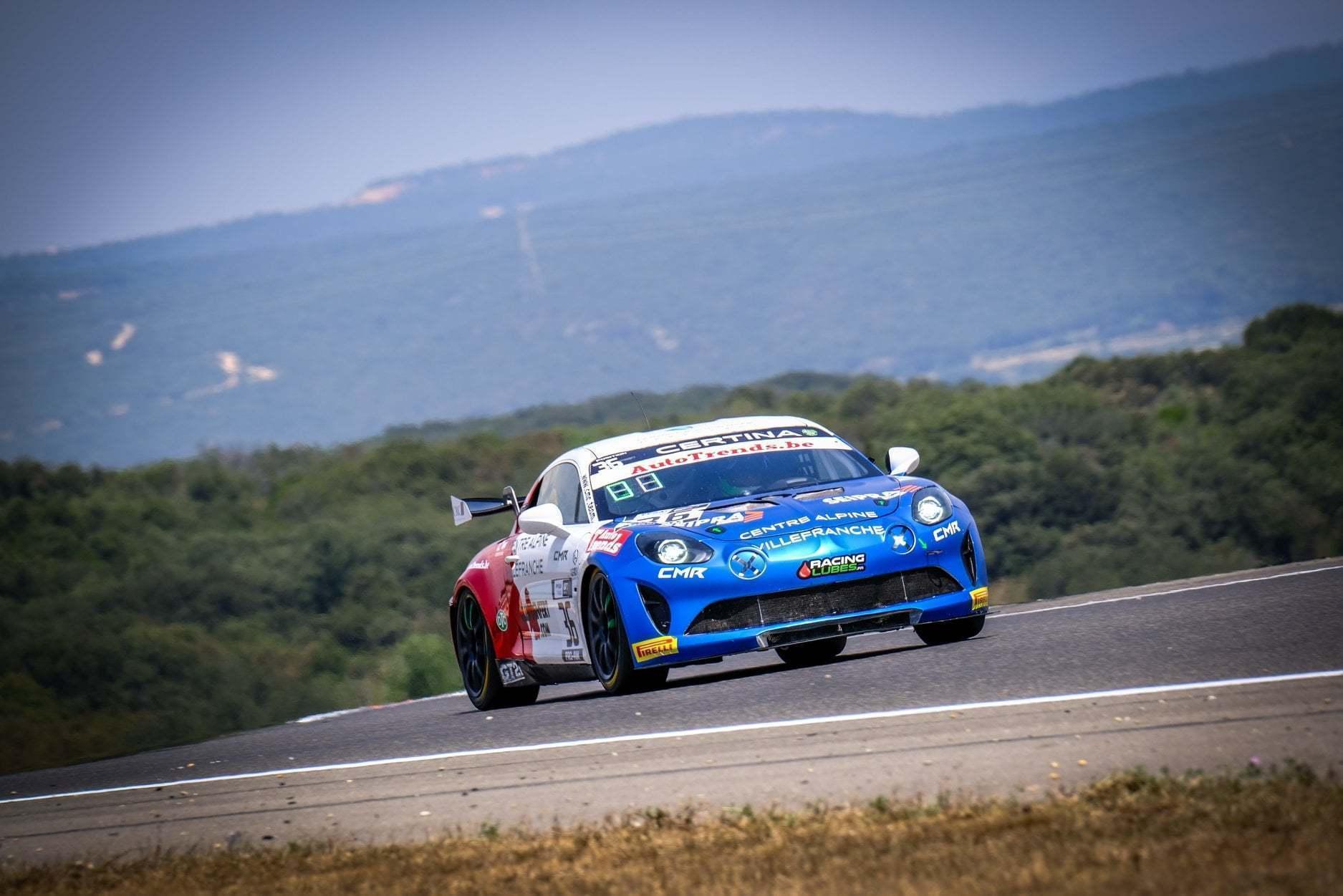 FFSA GT: CMR reprend la main Lédenon ! (Course 2) 15