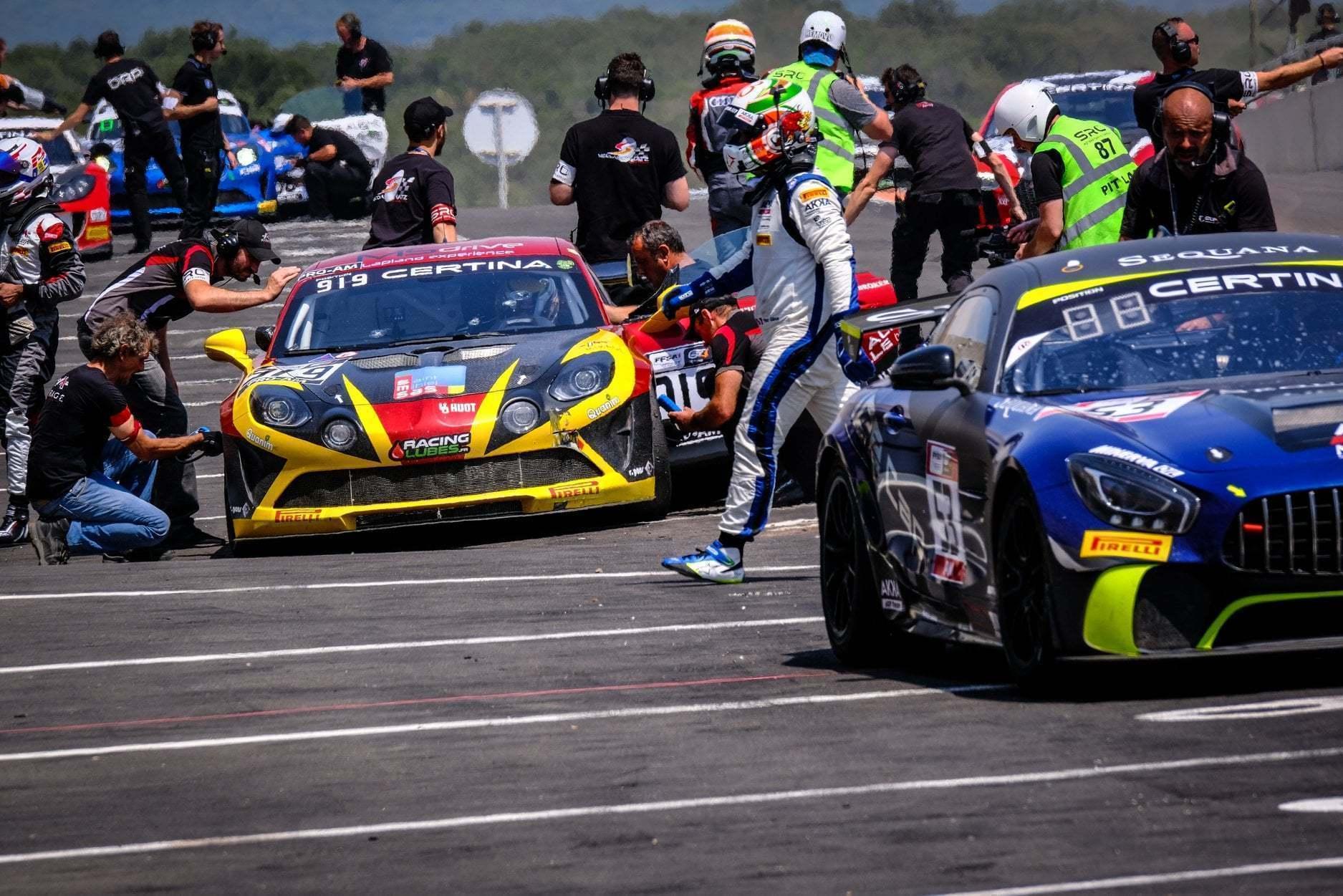 FFSA GT: CMR reprend la main Lédenon ! (Course 2) 13