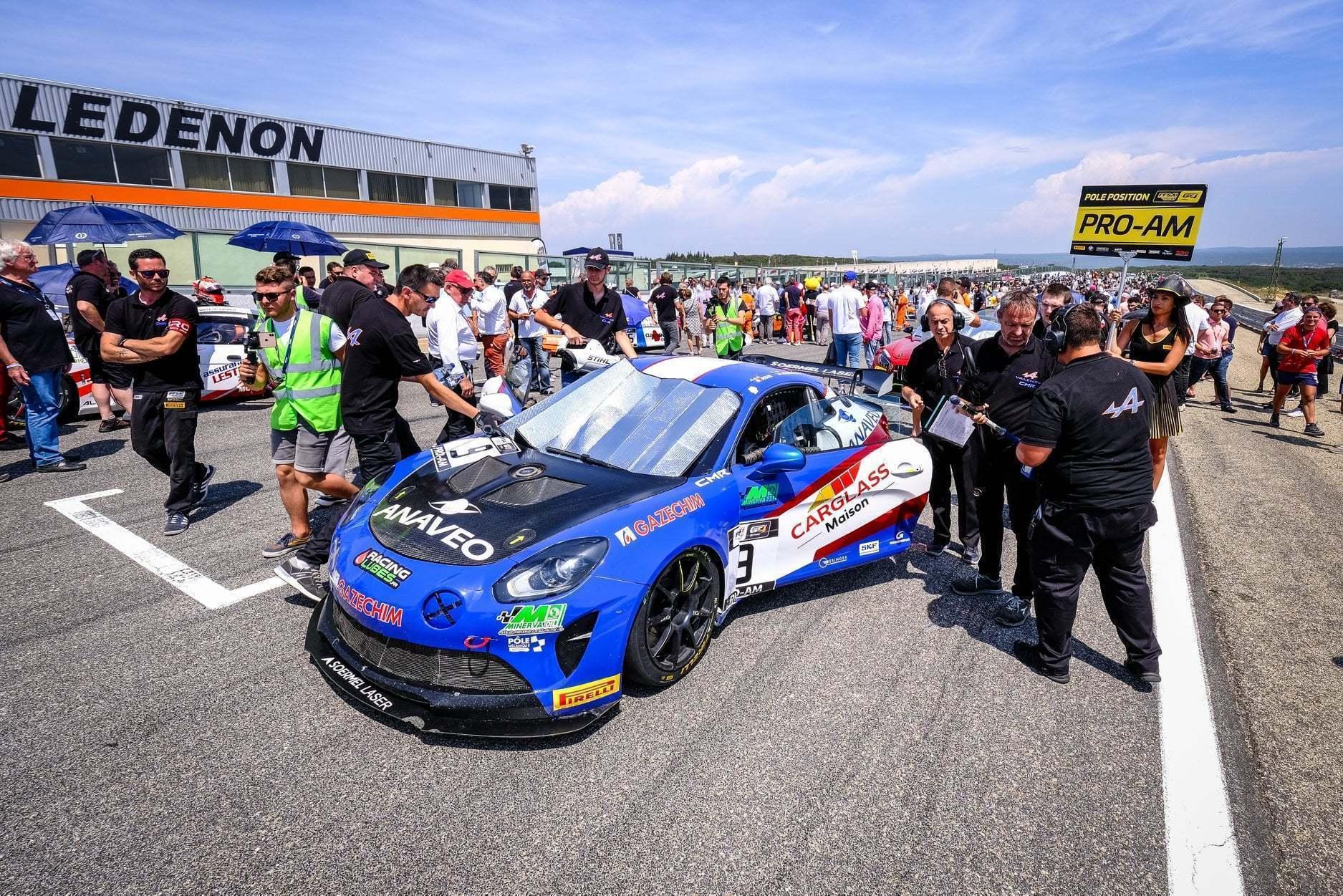 FFSA GT: CMR reprend la main Lédenon ! (Course 2) 9