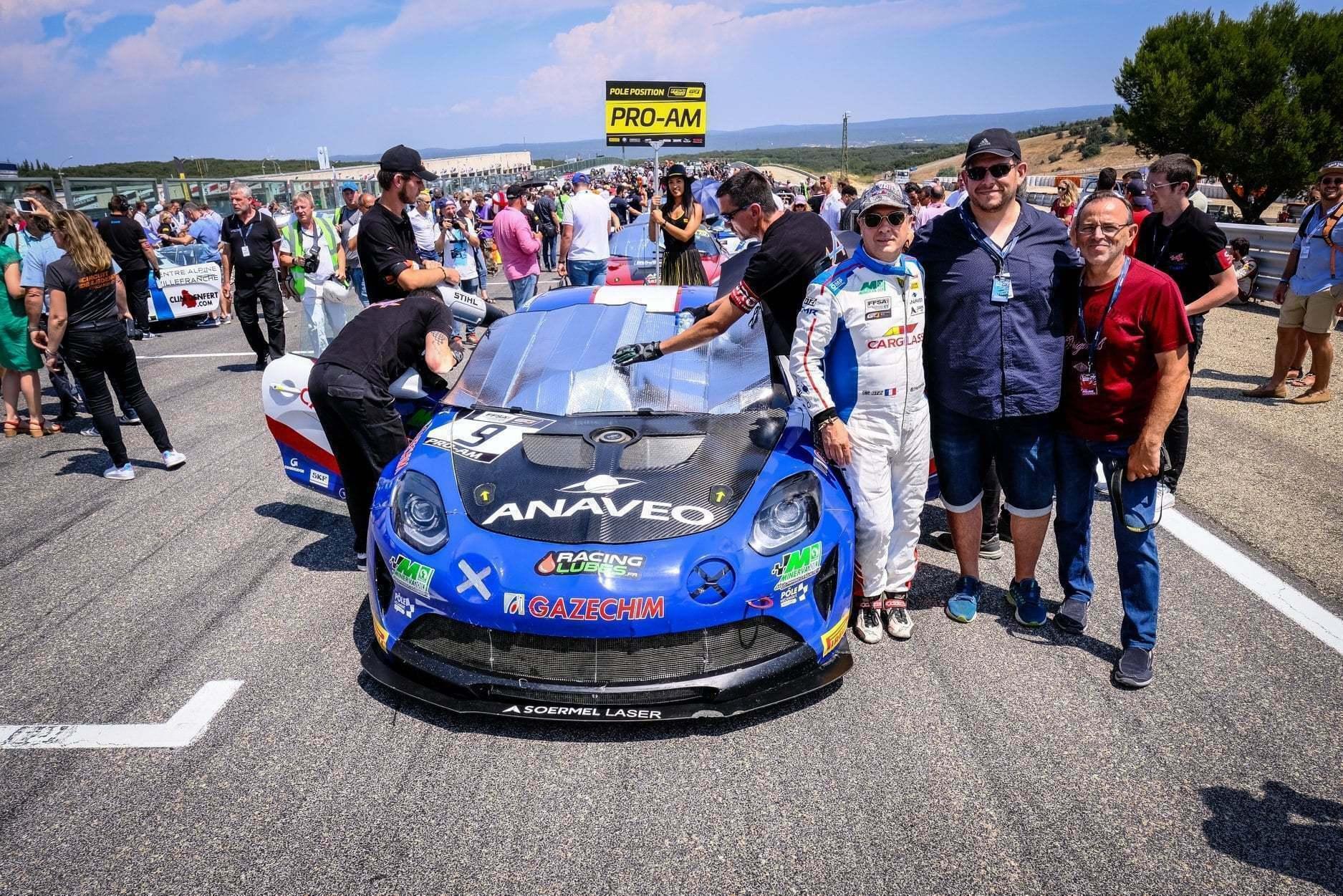 FFSA GT: CMR reprend la main Lédenon ! (Course 2) 8