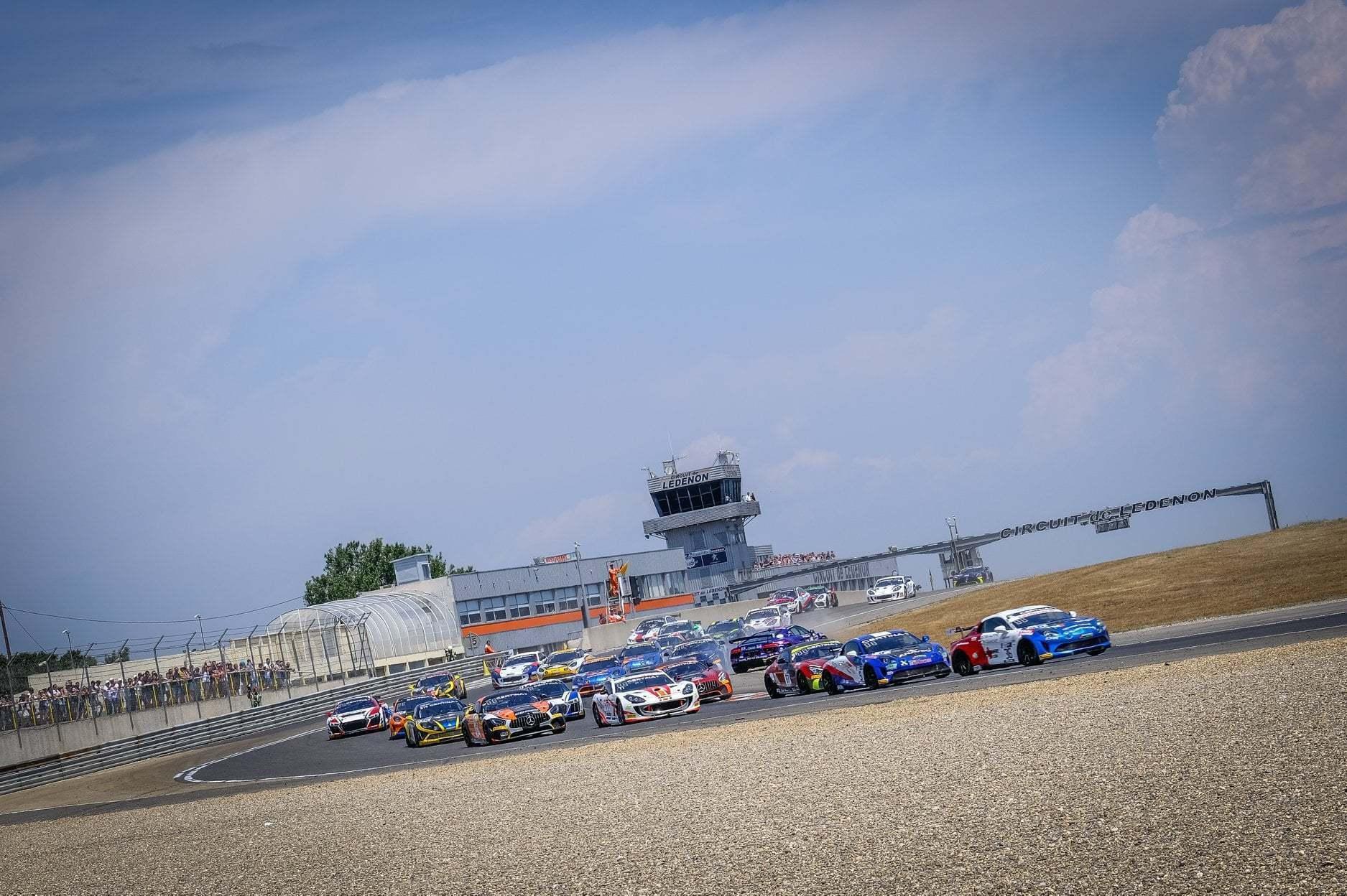 FFSA GT: CMR reprend la main Lédenon ! (Course 2) 7