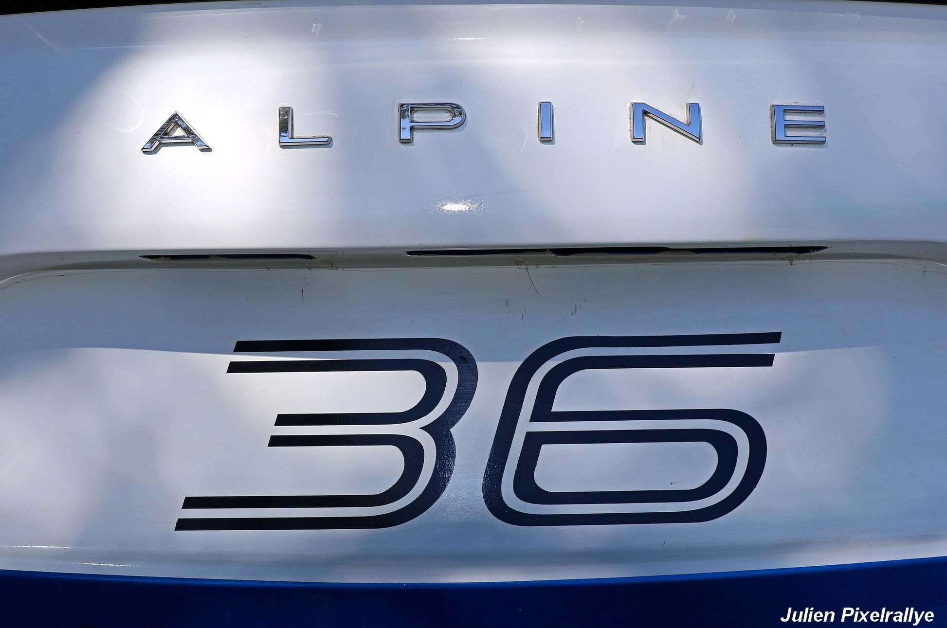 L'Alpine A110 Rally / R-GT en vidéo ! 8
