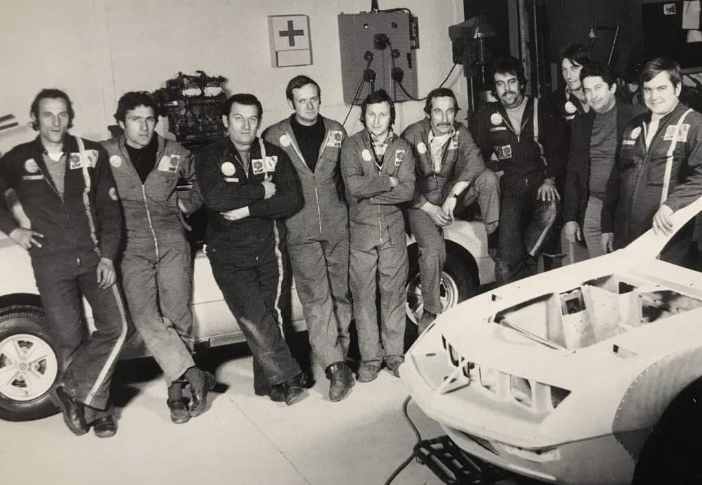 L'Assistance Alpine au Championnat du Monde 1973 7