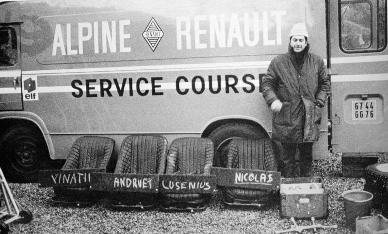 B7BE6FC5 EAD8 4DDC 9638 670BF6A043A4   L'Assistance Alpine au Championnat du Monde 1973