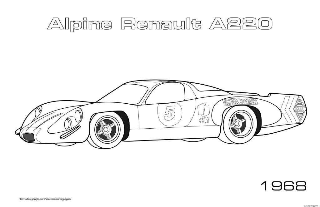 BF76ECCA D99E 4073 8B04 68DCD41ABC1E   L'Alpine A220: La fin d'une époque - 3ème partie