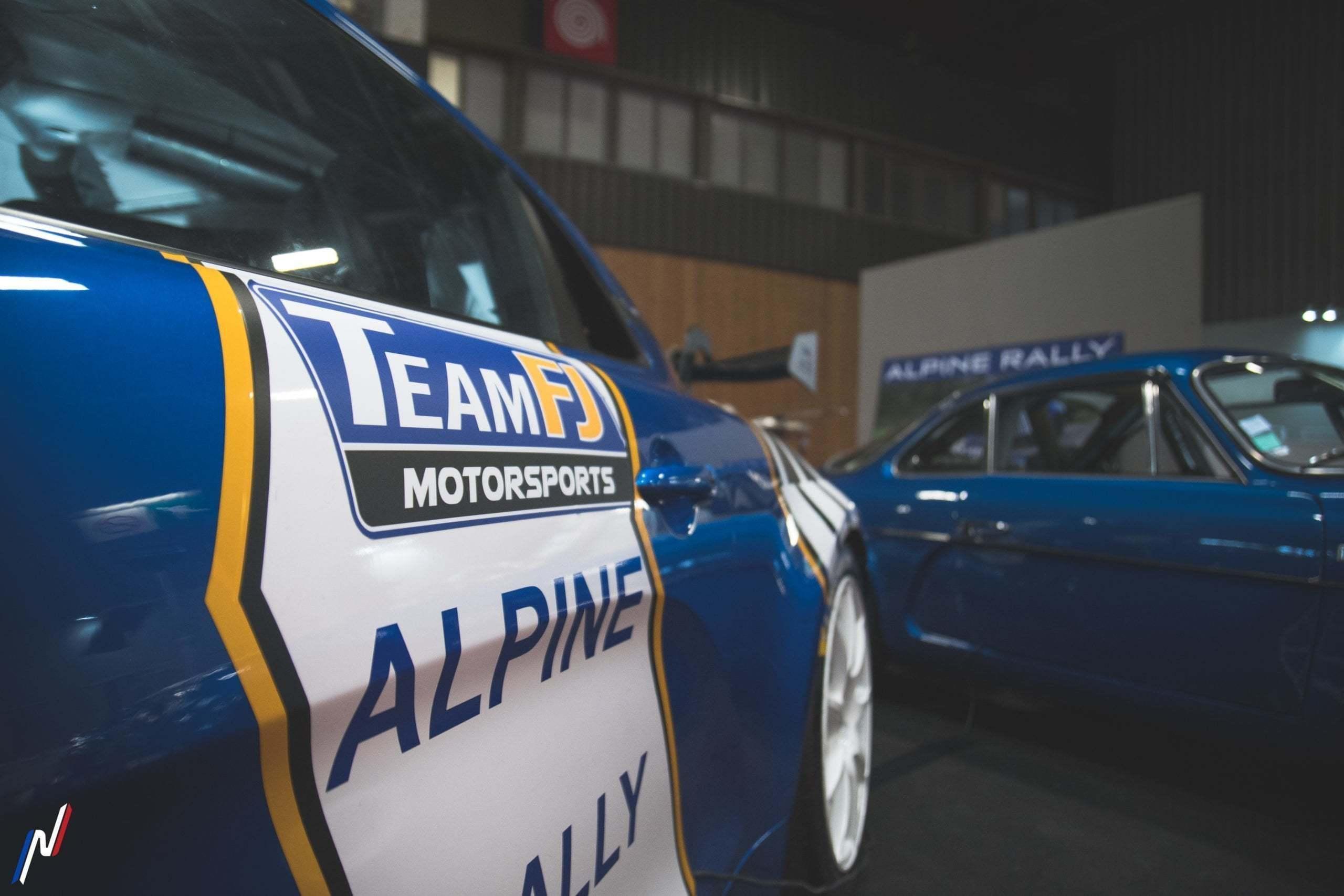 Rétromobile 2020: les Alpine en présence 5