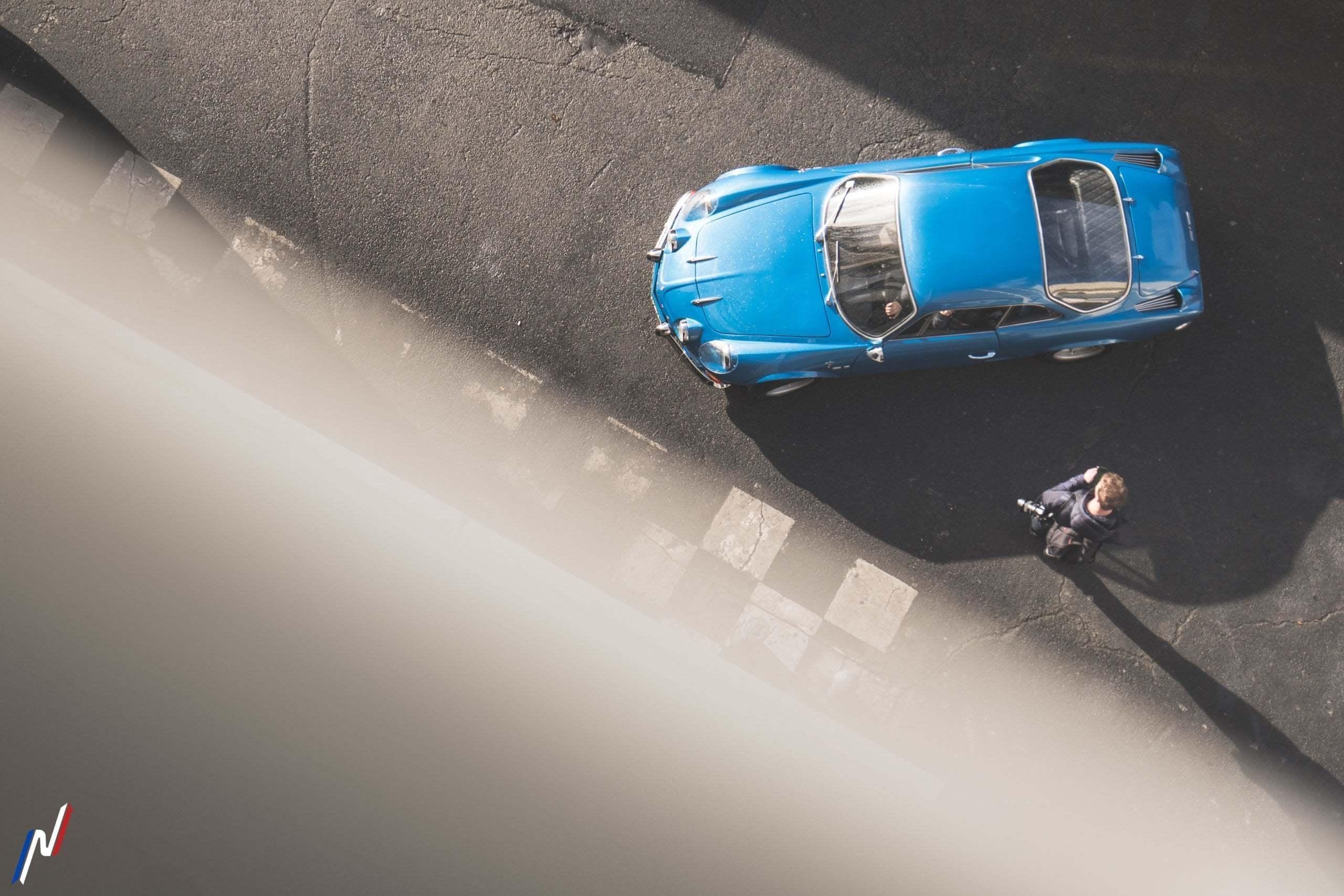 Rétromobile 2020: les Alpine en présence 2