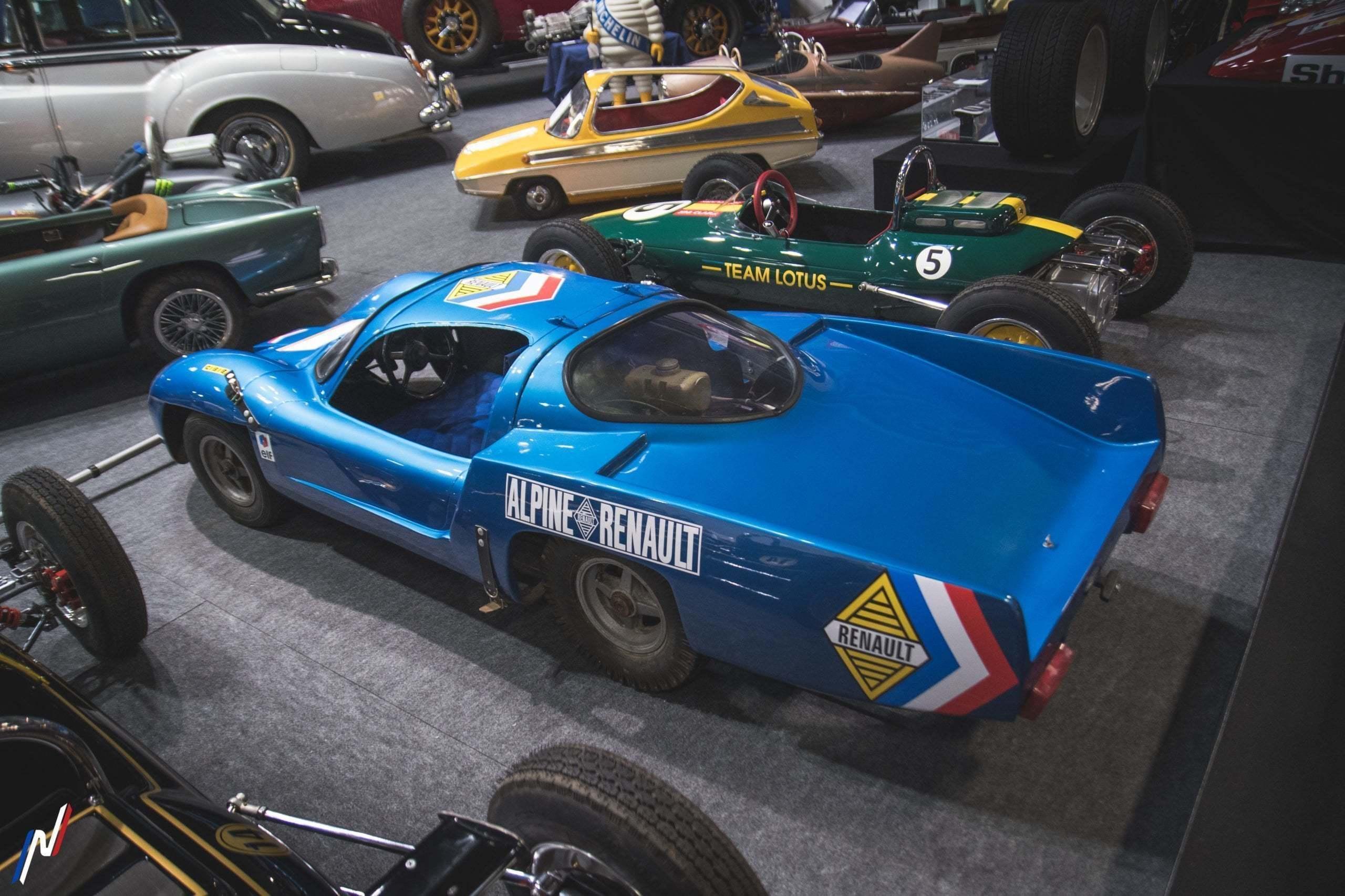 Rétromobile 2020: les Alpine en présence 11