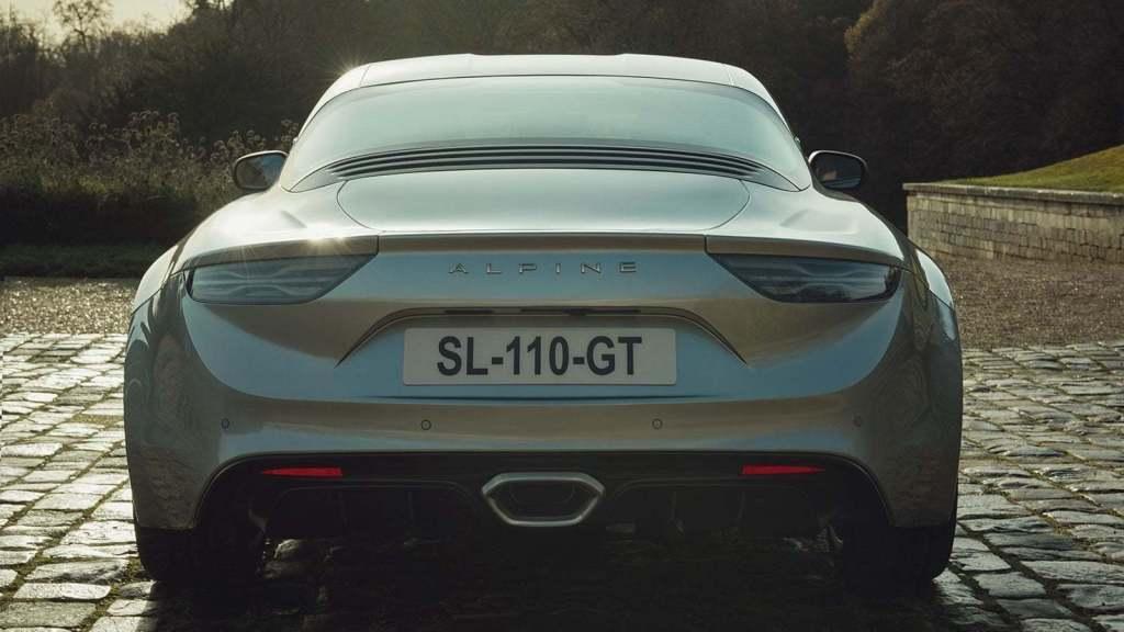 Alpine A110 Légende GT 2020 Argent Mercure 6 | Alpine A110 Légende GT: édition limitée à 400 exemplaires