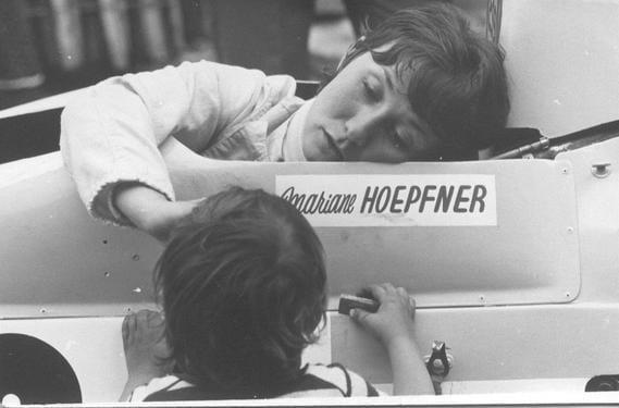 Marianne Hoepfner