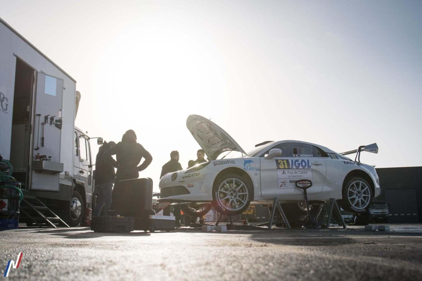 Rallye Touquet 2020 RGT A110 rally teamFJ signatech 5 scaled | Livre Alpine, le retour en compétition