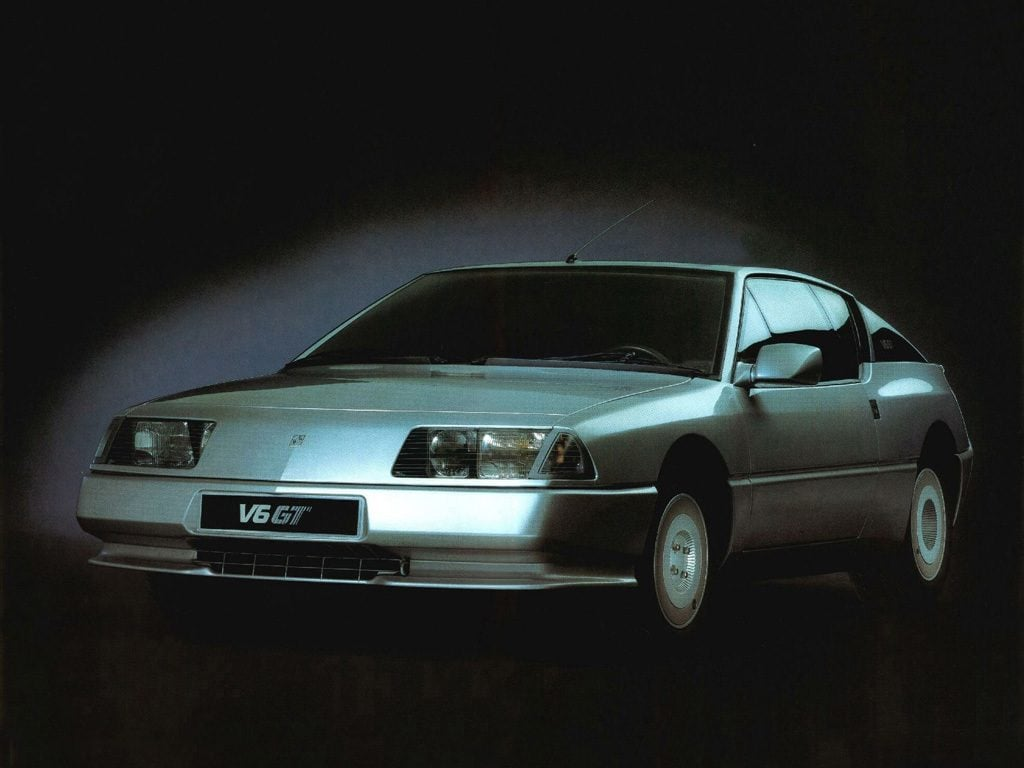 V6GT 08 1024x768 1   ALPINE GTA GT V6 : le soufflé de Dieppe 1/2