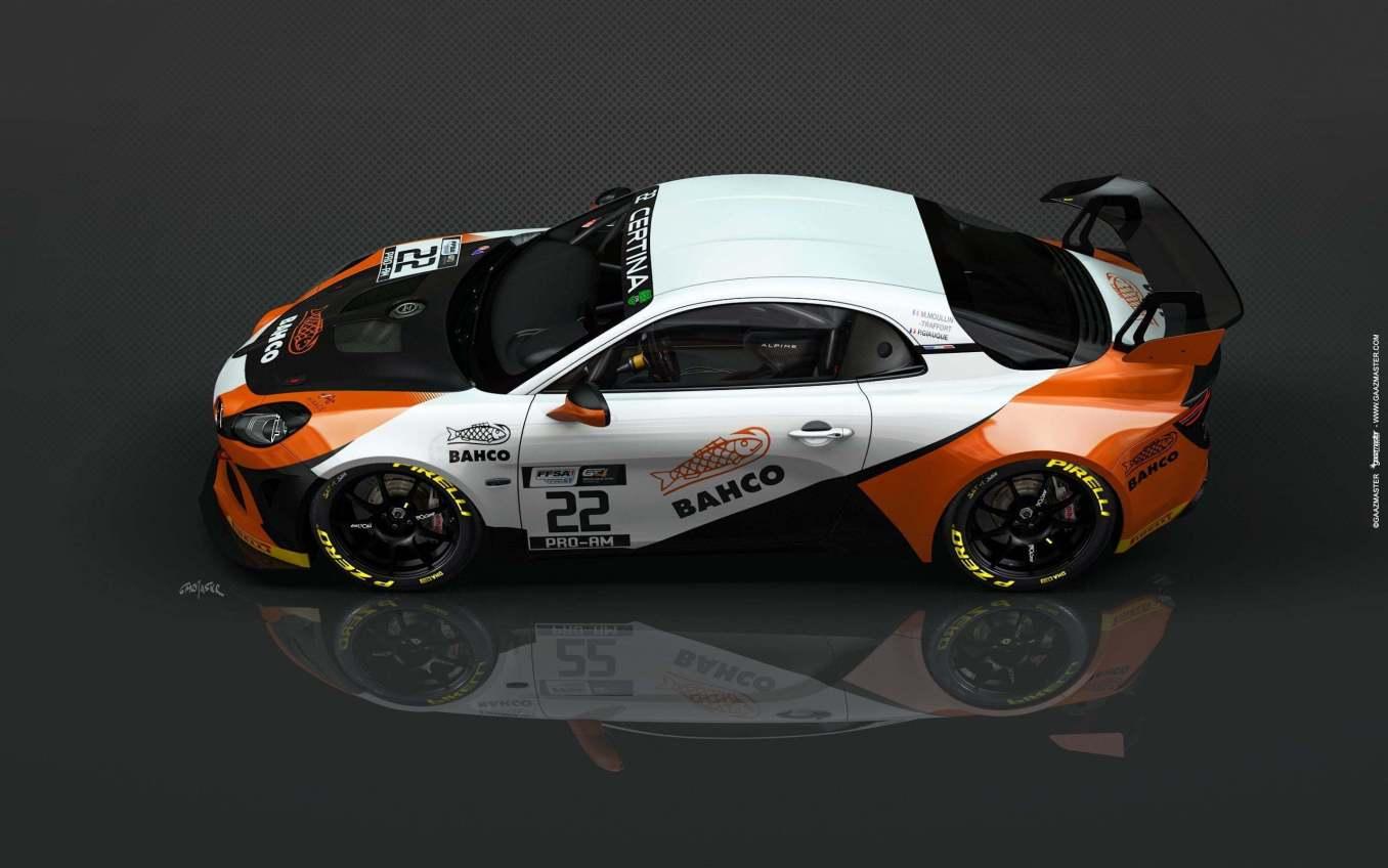 Mirage Racing se dessine pour la saison 2020
