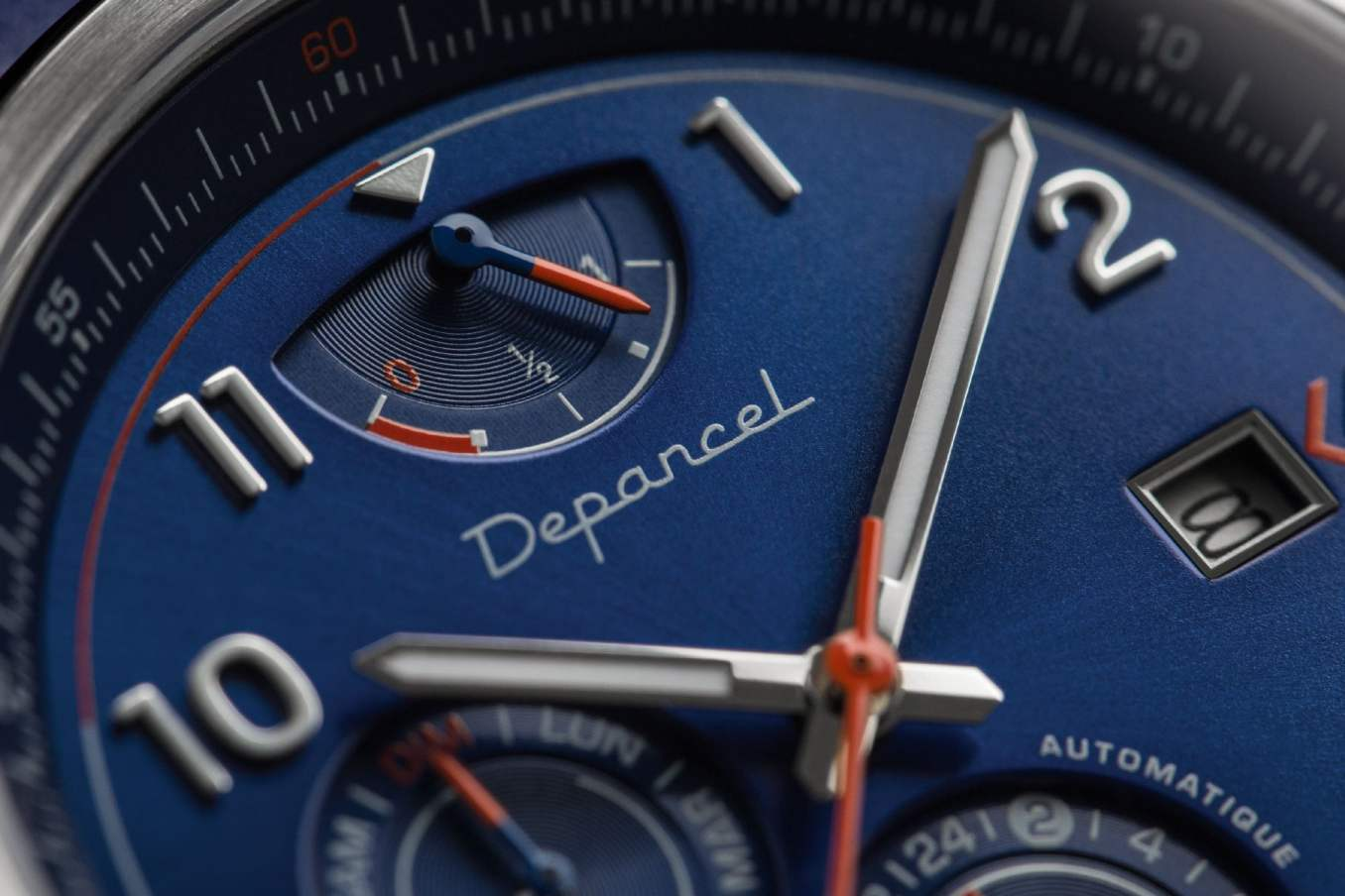 Depancel AUTO110 Close Up 2 | Depancel AUTO RS: l'inspiration bleue