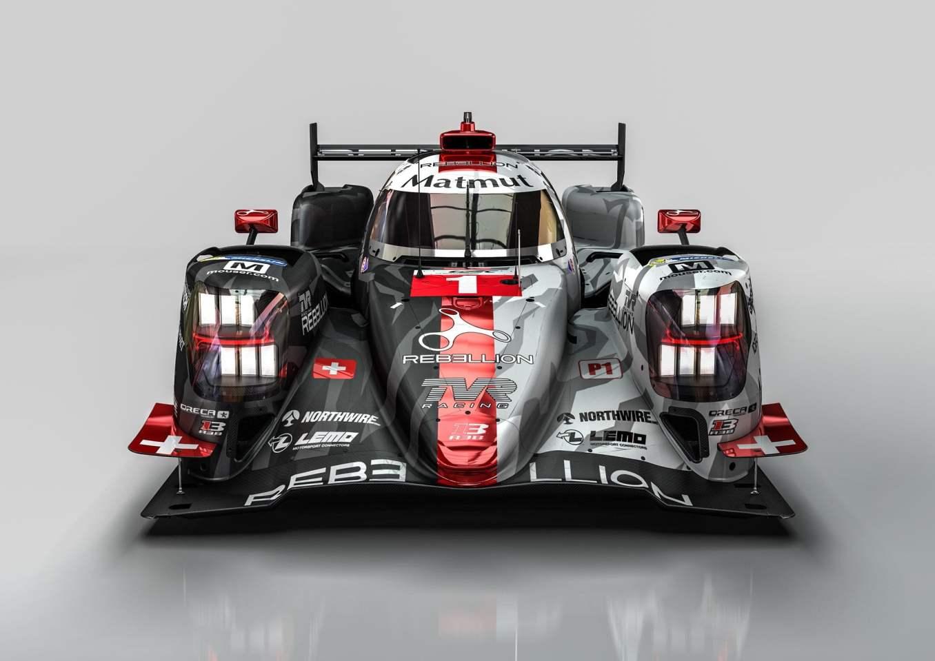 Alpine A480 Rebellion R13 2021 2 | WEC 2021 : Signatech-Alpine en LMP1 ?