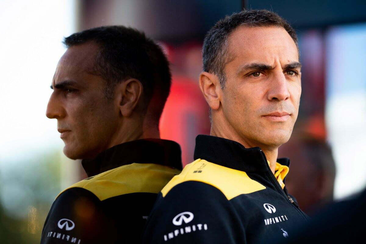 Cyril Abiteboul Renault F1 Team Alpine BU 2020 | Luca de Meo: un nouveau souffle pour Alpine ?