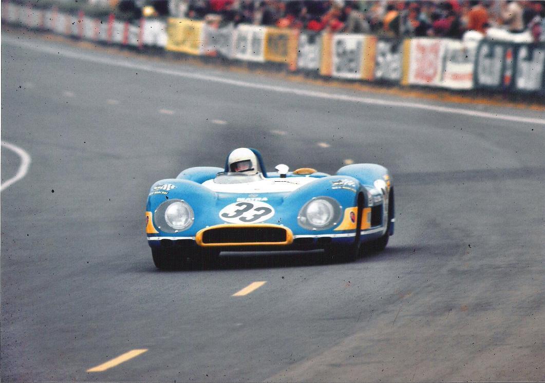 Matra 650 Le Mans 1969 | PassionnéMans Alpine ! (2ème Partie)